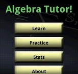 Android Apps for Maths