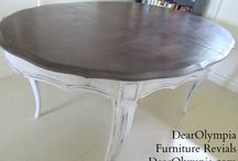 dining table ideas / by Rachel Chapman- Gaines