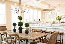 Beautiful Homes - Kitchens / by Larissa Machado