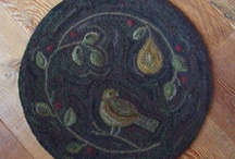 Hooked rugs I love! / by Naomi Nieser-Allen
