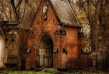 cemetery/graveyard