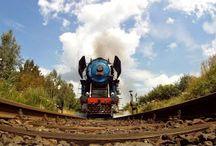 historikal train