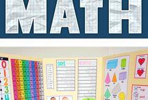 Maths Center Ideas