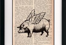 Flying Pigs and other Curiosities