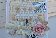 Scrapbook and Handmade Cards / I love creating handmade and scrapbook cards, so I thought I'd put together a collection of some of my favorites.