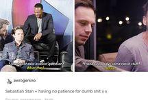 Sebastian Stan *♡*