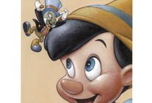 PINOCCHIO / by Ellie Weinstein-Maule