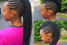 Teen hair styles