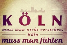 Köln | nie vergessen / living there for 4 months was enough to call it home. Kölle Alaaf!