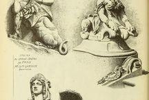 Matériaux et documents d'architecture et de sculpture, Paris, 1872-1914