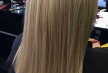 Blonde hair don't care / Coloration blonde réalisée au salon par nos spécialistes