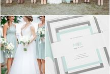 Colour Schemes - Mint & Grey