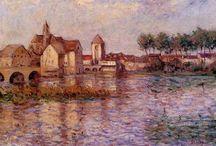 Impresionismo Sisley