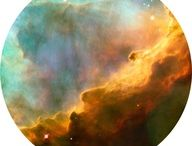 Nebulas, galaxies, stardust
