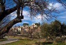 Joucas en Luberon / Une visite du Village de Joucas