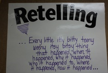 Reading Comprehension-Retelling