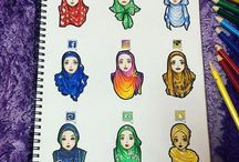 Hijab girls❤