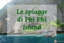 Mare & Spiagge / Alla ricerca delle spiagge più belle del mondo, di acque cristalline e sport acquatici!