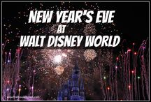 New Year's Eve at Walt Disney World / Countdown to the new year in Walt Disney World!  Enjoy New Year's Eve fireworks, and lots of celebrating at the Magic Kingdom, Animal Kingdom, Disney's Hollywood Studios and Epcot.