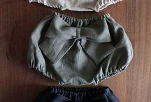 Handlagede klær