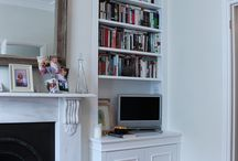 study and bedroom built in cupboard ideas