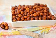 Recipes-Snacks / by Keff Elam