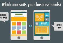 Mobile app development for business