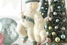 Dept 56 Snowbabies / by Crystal Bond
