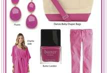 Fashion for Mommy / by Danzo Baby Diaper Bags