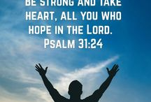 Strength / God's strength is available to all who believe!