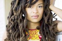 """{ LOCKS } / Dreadlocks, also called locks, a ras, dreads, """"rasta"""" or Jata (Hindi), are matted coils of hair. Dreadlocks are associated most closely with the Rastafari movement, but people from many ethnic groups in history before them have worn dreadlocks, including many ancient Semitic and Indo-Aryan peoples of the Near East and Asia Minor, Sadhus of Nepal, India and the Sufi Rafaees, the Maori people of New Zealand, the Maasai and the Oromo of East Africa, and the Sufi malangs and fakirs of Pakistan."""