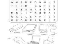 ICT worksheets