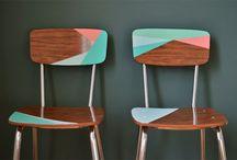relook vielles chaises