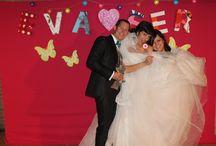 Fotomaton en Finca Viñedos Rhey de Zaragoza / Servicio de alquiler de fotomaton para bodas a realizar en la Finca Viñedos Rhey de Grupo Ghian Catering de Zaragoza