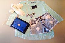 INSPIRACION ADA GATTI / Looks creados con nuestras prendas de la coleccion Primavera-Verano 2015