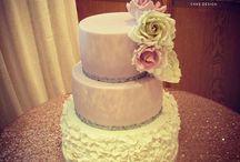 Glamorous Wedding - Sparkles & Sequins!