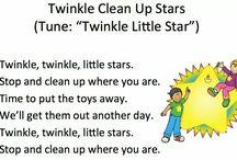 Clean up songs