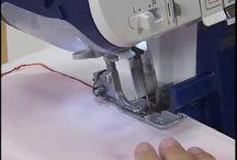 Оверлоки швейные машинки
