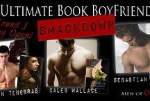 Men of Omnific Book Boyfriends
