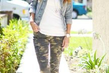 Army Look / For military pants