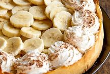 delicious desserts: pies and tarts