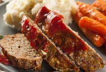 Bœuf (Pain de viande)