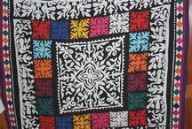 Pakistani Embroidery, Quilt & Applique