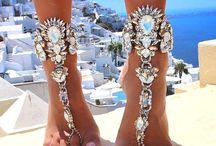 bracelets leg