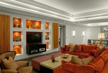 Interior Livingroom | Interieur  leefruimte  / Living spaces