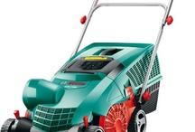 Elektrisches Gartenwerkzeug für Vertikutierer, Rasentrimmer, Rasenmäher, Häcksler