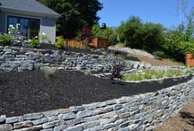 Going Granite / PBM project using exquisite granite throughout the backyard and exterior of the home