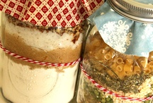 GIFTS IN JARS, BASKETS OR WHATEVER