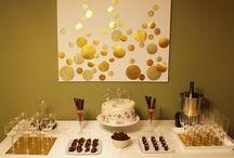 Party ideas/themes / by Jessica Davila