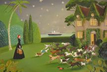 Cats & Dogs / by Oranna Adams